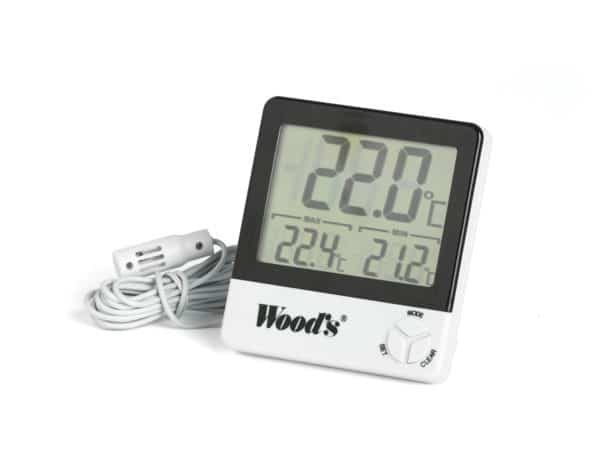 Wood's Hygrometer SS 7002