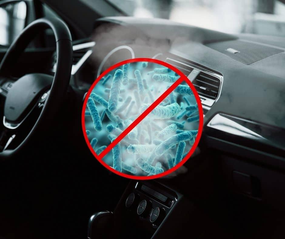 Eliminating Car Odours